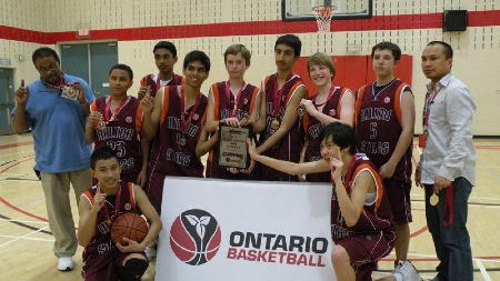 Championship at Ontario Provincial Cup 2009-10
