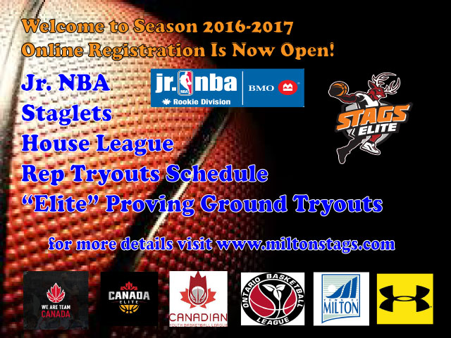 Welcome to 2016-2017 Season!